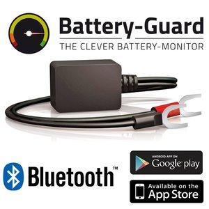 Bluethooth устройство за проследяване живота на акумулаторната батерия